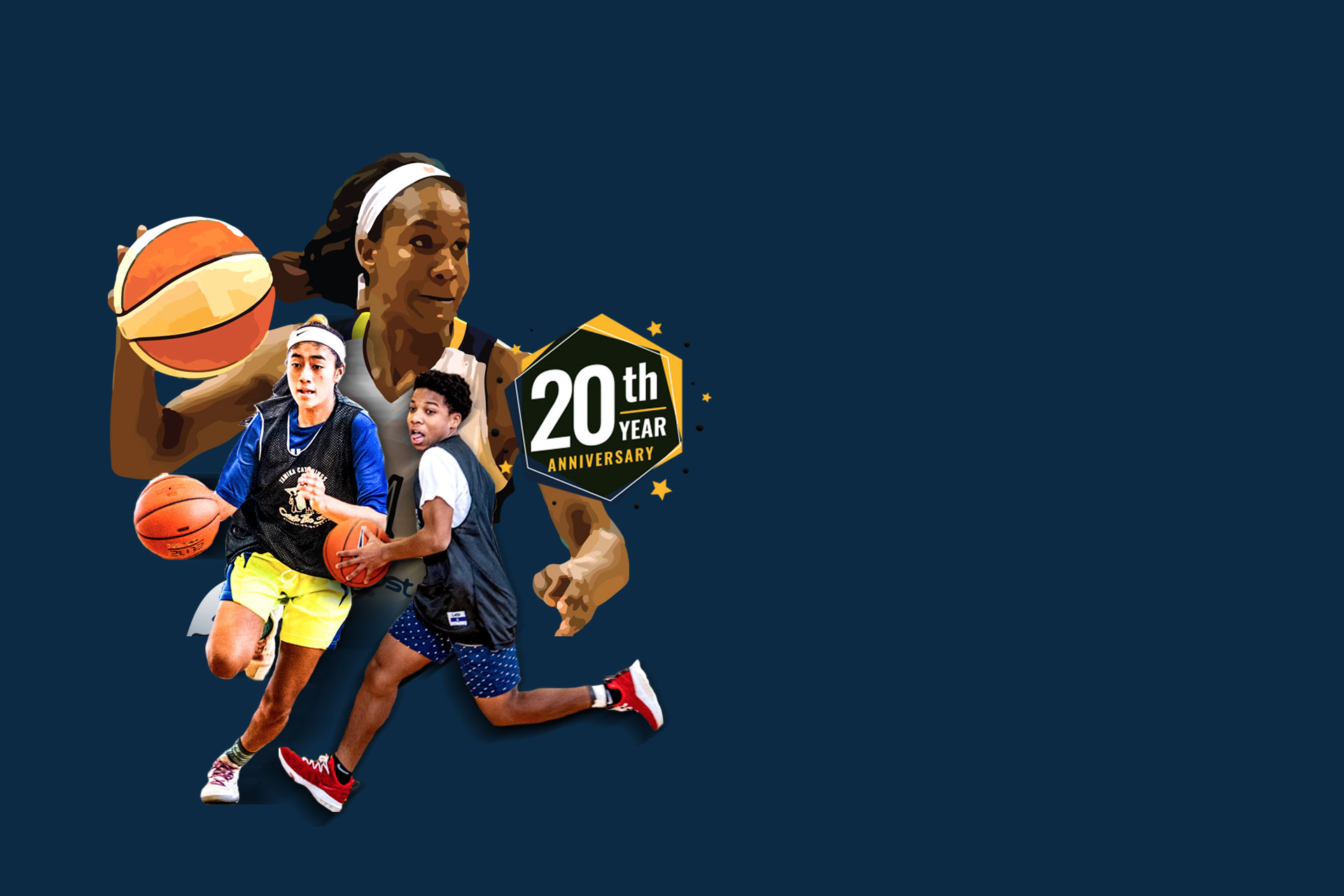 Tamika Catchings Catch The Stars