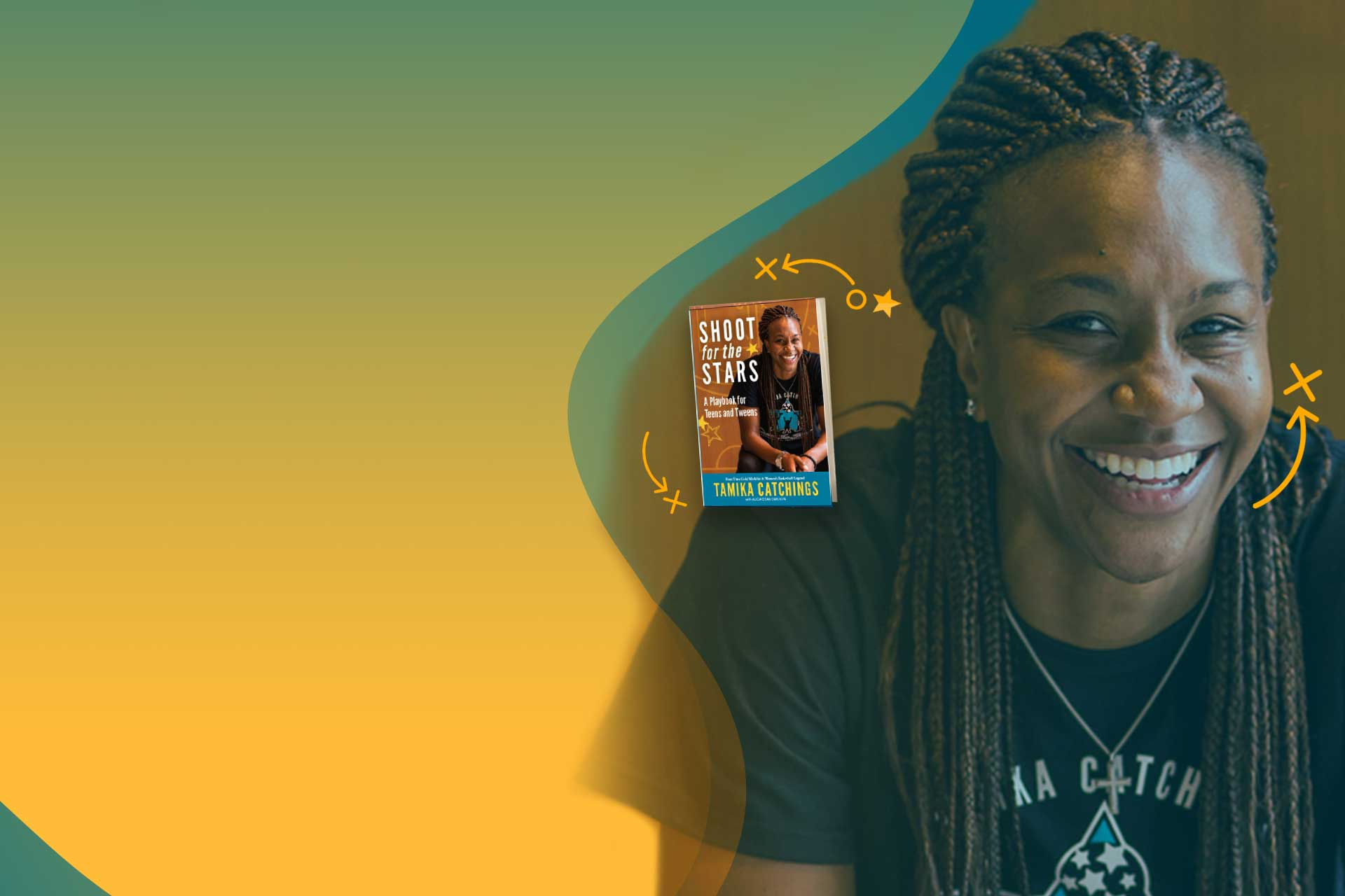 Tamika Catchings Shoot for the Stars